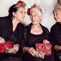 Revolução no mundo da moda: idosas substituem modelos famosas