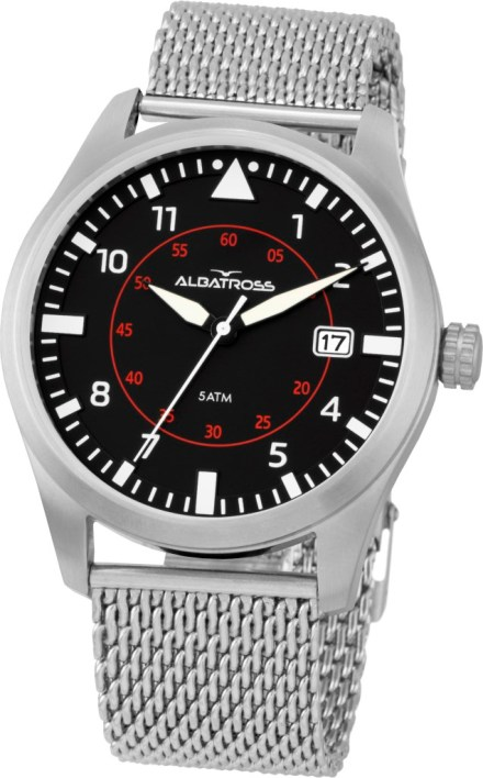 relógio STEEL Urban Vintage (pvp:€99).