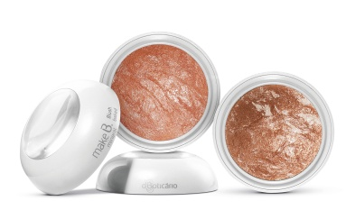 Make B. Mineral Blush Baked, Boticário (pvp: €15,99)