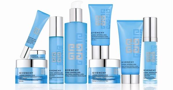 Porque a hidratação da pele é fundamental para o seu bem-estar, a Hydra Sparkling, Givenchy , possui os produtos certos para o tipo de pele da mãe.