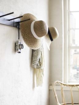 Chapéu de palha IKEA (pvp: €2,99)