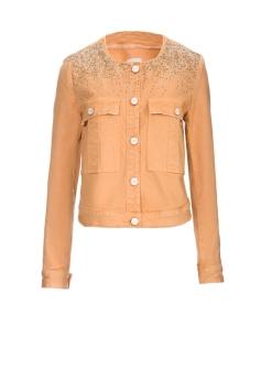 Blusão de ganga da Pinko, para um look casual chique. É bom ter sempre um para usar por cima de uma camisa, vestido, etc....