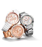 Relógios Tara e Alex, Tommy Hilfiger (pvp: €179 e €189)