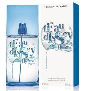 Issey Miyake reinventa apenas para este verão os seus perfumes icónicos. Em L'Eau d'Issey pour Homme Summer Eau de toilette a frescura crepitante do kiwi juntamente com especiarias e outras notas frutadas transforma-se num aroma vibrante graças a um duo de vetivéria e cipreste (Edt 125 ml _ pvp €56,10).