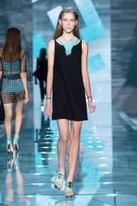Versace, FW 2015