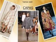 Longa, com franjas ou em estilo sportswear, a CAPA vai continuar a ser uma peça importante do nosso guarda-roupa!