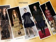 Em A, como o da Chanel, fluidos e estampados em versão bohème ou usados com calças. Quanto a altura podem ser mini, midi ou maxi, em versões e estilos chiques e diferentes