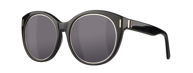 Complete o estilo com uns óculos de sol CK. (PVP. 225 eur)
