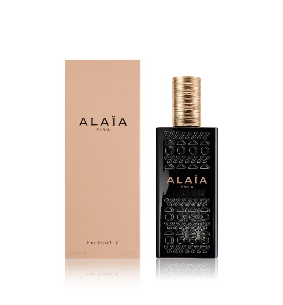 """Perfume de criador. De Azzedine Alaïa, """" Alaïa Paris"""" é uma surpresa fresca e algo mítica. (EDT 50ml -PVP: €83,49)"""