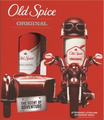 ASL Original Deo Spray Original, Old Spice, (PVP:€14,48)