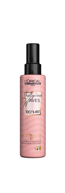 A gama Hollywood Waves de L'Oréal Professionnel é o segredo para ter um ondulação perfeita. Uma nova vida para cabelos ondulados e encaracolados,(PVP: 20,39€)
