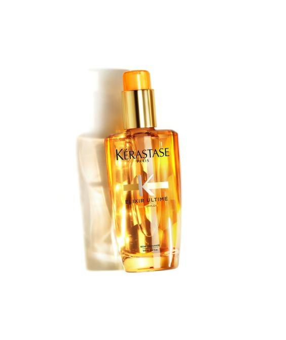 Elixir Ultime, Kerastase, um óleo de luxo para cabelos finos (PVP: 38,70€)