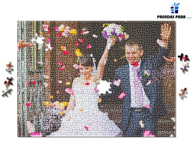 Puzzle personalizado 500, 1000 ou 3000 Peças (PVP: desde 29.90 €) em Odisseias.pt.