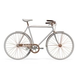 Mantenha a forma com estilo e sinta-se uma verdadeira estrela. Bicicleta Delightfull (Preço sob consulta)