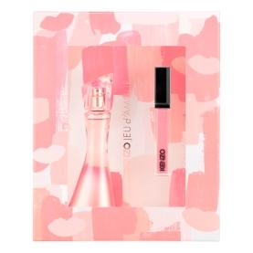 "Coffret Kenzo,""Jeu D´Amour"", 30ml, mais Gloss (PVPR: 59€). Na Perfumes & Companhia"