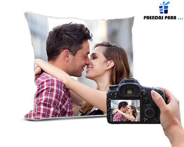 Encomende a almofada personalizada em odisseias.com (PVP: 22 €).