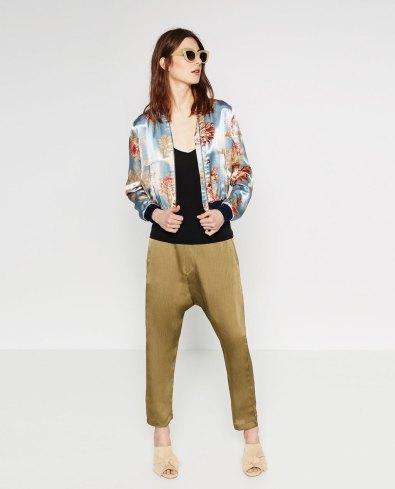 Look Zara. Simples, versátil e para todas as idades
