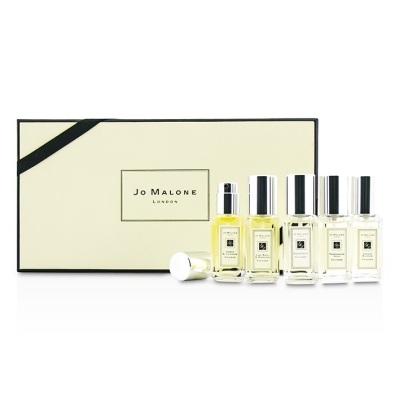 Joe Malone perfumes. Coffret de miniaturas. PVP: 154 euros em www.fragranciascosmeticos.pt