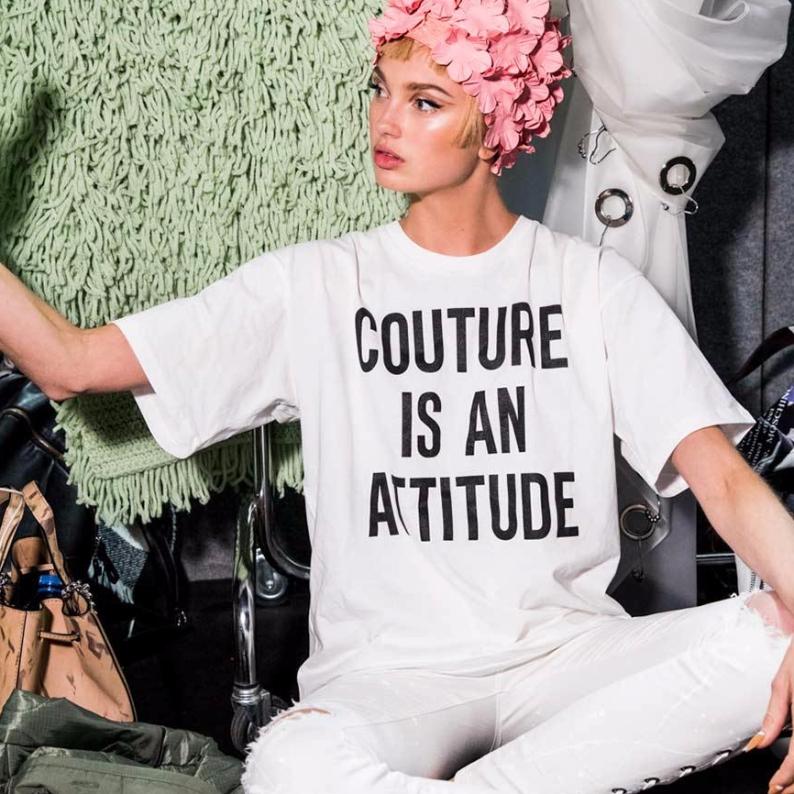 Tudo é uma questão de atitude