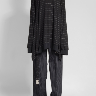 Super compridas com camisola larga e comprida, de Ricardo Andrez