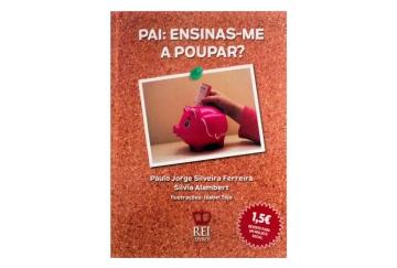 O livro que ensina as crianças a poupar, em www.reidoslivros.pt PVP: !2,51 eur