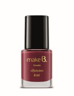 Verniz Dark Rouge, Make B. Modern Asia, Boticário. PVP: 3,99€