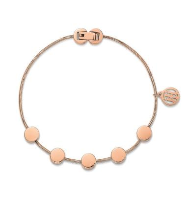 Pulseira Multicoin, Tommy Hilfiger. PVP: 89 €