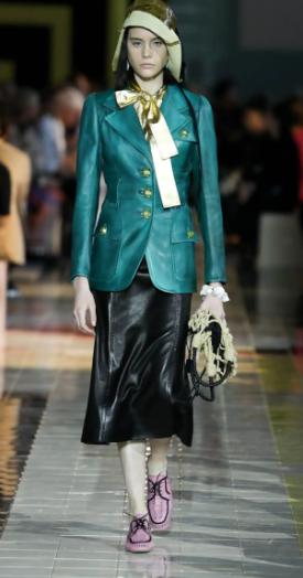 Mudanças na Moda. Colecção Prada Primavera Verão 2020