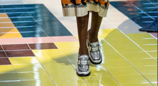 Mudanças na Moda. Coleção Prada Primavera Verão 2020