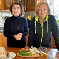 Açorda de Alho à Alentejana para o almoço